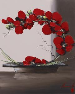 Plume Orchid II by Olivier Tramoni