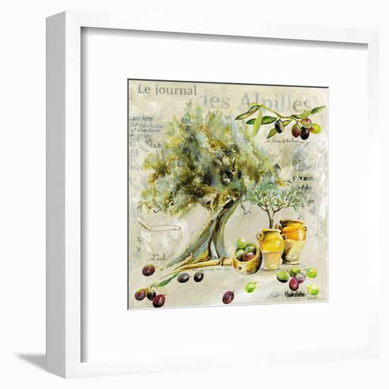 Olivier-Lizie-Framed Art Print