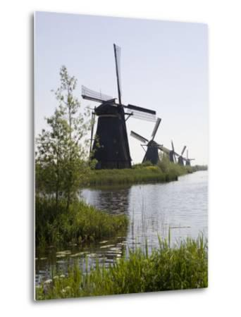 Kinderdijk Windmills, UNESCO World Heritage Site, Holland, Europe