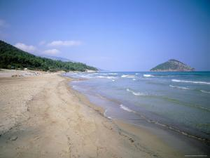 Beach, Limnos (Lemnos), Aegean Islands, Greek Islands, Greece by Oliviero Olivieri