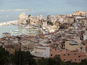 Castellammare Del Golfo, Sicily, Italy, Mediterranean, Europe by Oliviero Olivieri