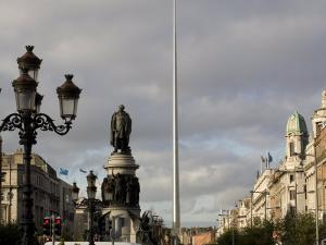 Daniel O'Connell Street, Dublin, Republic of Ireland, Europe by Oliviero Olivieri