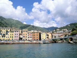 Genoa (Genova), Liguria, Italy, Mediterranean by Oliviero Olivieri