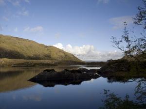 Lower Loch, Killarney, County Kerry, Munster, Republic of Ireland, Europe by Oliviero Olivieri