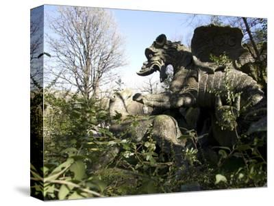 Parco Dei Monstri (Garden of the Monsters), Sacro Bosco, Bomarzo Gardens, Viterbo, Lazio, Italy