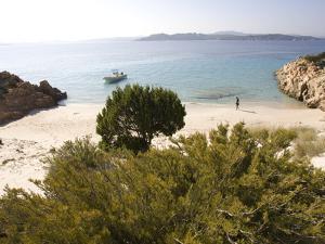 The Island of Spargi, Maddalena Islands, La Maddalena National Park, Sardinia, Italy, Mediterranean by Oliviero Olivieri