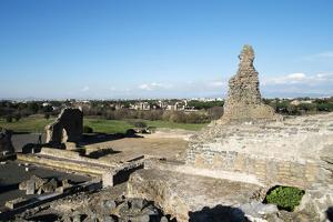 Vew of Rome from the Quintili's Villa Built in the 2nd Century Bc, Rome, Lazio, Italy, Europe by Oliviero Olivieri