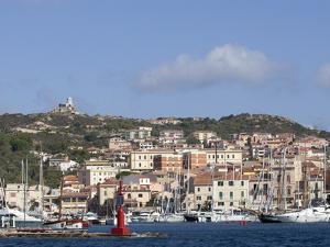 View of the Port, La Maddalena, Maddalena Islands, Sardinia, Italy, Mediterranean, Europe by Oliviero Olivieri