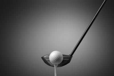Detail Of A Golf Club And Ball by olly2
