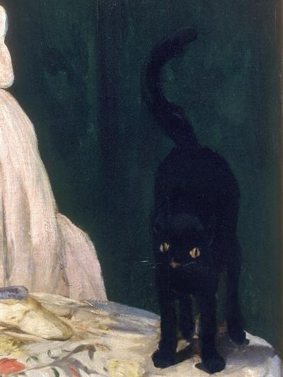 Olympia, 1863-Edouard Manet-Giclee Print