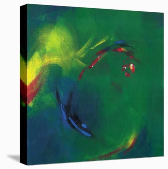 Olympic Color, No.1-Li Xian-Stretched Canvas Print