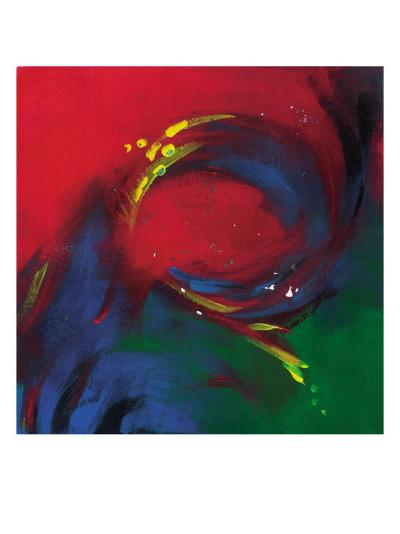 Olympic Color, No.3-Li Xian-Giclee Print