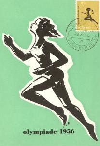 Olympic Runner, 1956