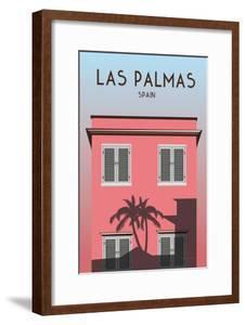 Las Palmas by Omar Escalante