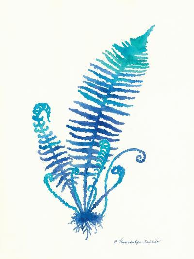 Ombre Fern II-Gwendolyn Babbitt-Art Print