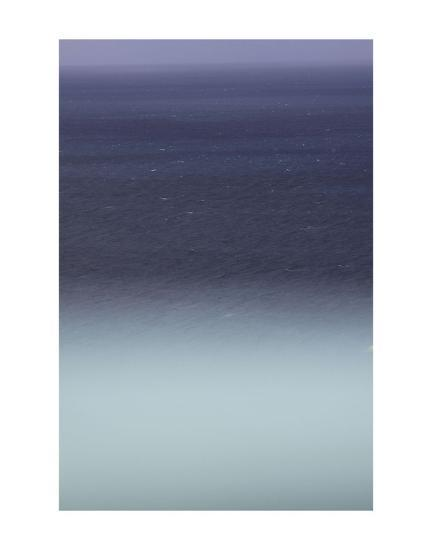 Ombre Ocean-Brian Leighton-Art Print