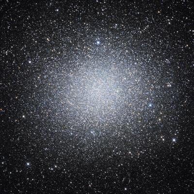 Omega Centauri, Globular Cluster in Centaurus, NGC 5139-Robert Gendler-Photographic Print