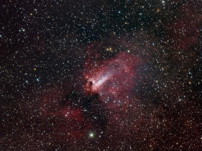 Omega Nebula-Stocktrek Images-Photographic Print
