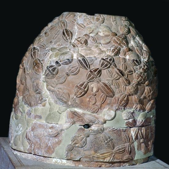 Omphalos from Delphi, 2nd century BC. Artist: Unknown-Unknown-Giclee Print