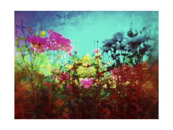 ON AN INTUITIVE LEVEL-Sylver Bernat-Giclee Print