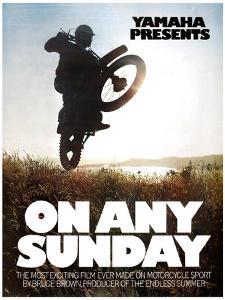 ON ANY SUNDAY, 1971.