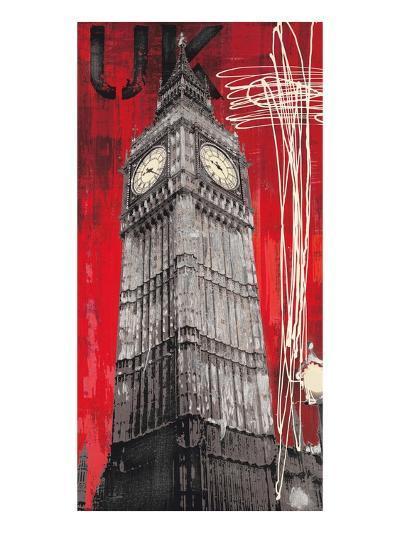 On British Time-Evangeline Taylor-Art Print
