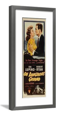 On Dangerous Ground, 1951