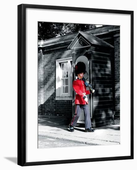 On Guard-Joseph Eta-Framed Giclee Print