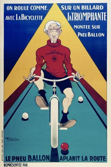 On Roule Comme-Marcus Jules-Giclee Print