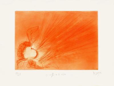 On Souffle Sur la Resine-Jean Messagier-Limited Edition