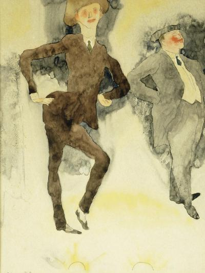 On Stage-Charles Demuth-Giclee Print