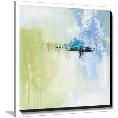 On That Midnight Street-Julie Hawkins-Stretched Canvas Print