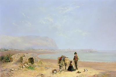 On the Beach-Charles Camille Saint-Saens-Giclee Print