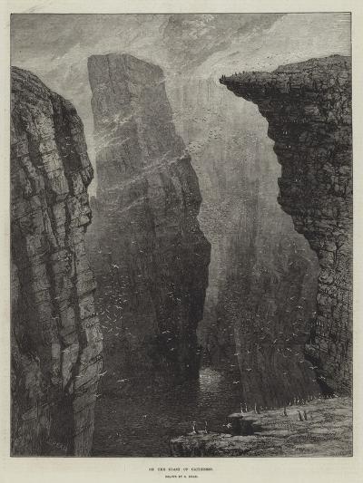 On the Coast of Caithness-Samuel Read-Giclee Print