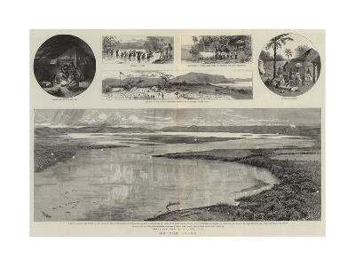 On the Congo--Giclee Print
