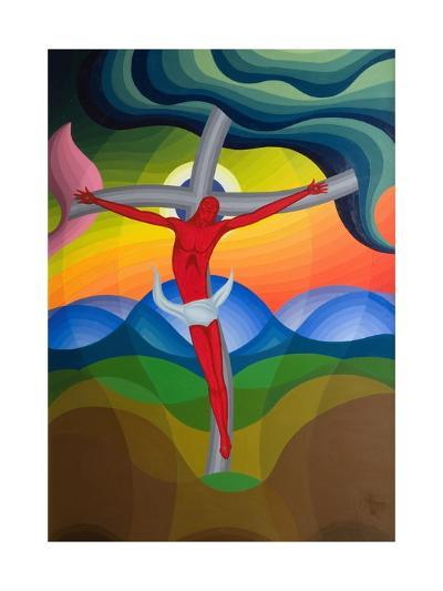 On the Cross, 1992-Emil Parrag-Giclee Print