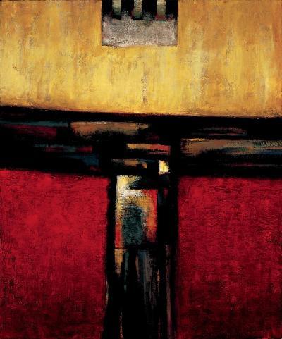 On the Edge I-Max Hansen-Giclee Print