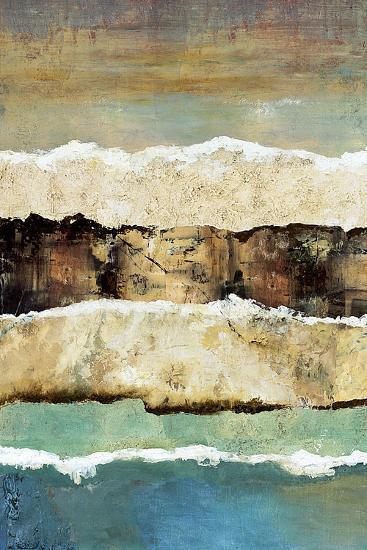 On the Edge I-Norm Olson-Art Print