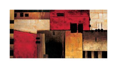 On the Horizon-Max Hansen-Giclee Print