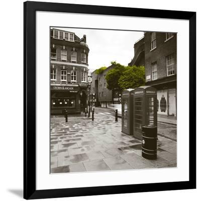 On the Line IV-Joseph Eta-Framed Art Print