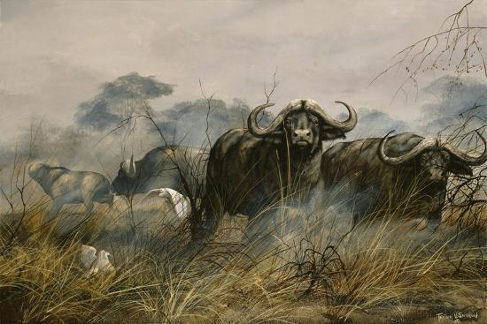 On the Move-Trevor V. Swanson-Giclee Print