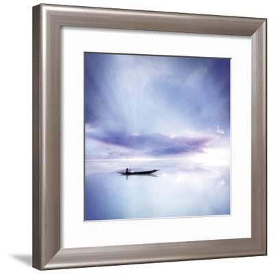 On The Open Water-Jurek Nems-Framed Premium Giclee Print