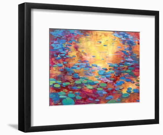 On the Pond 2-Mercedes Marin-Framed Premium Giclee Print