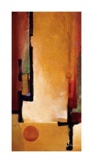 On the Rise-Noah Li-Leger-Giclee Print
