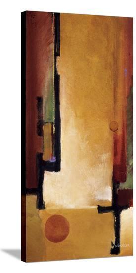 On the Rise-Noah Li-Leger-Stretched Canvas Print