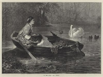 On the River--Giclee Print