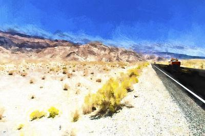 On the Road-Philippe Hugonnard-Giclee Print