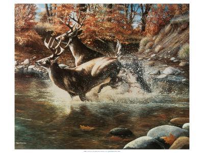 On the Run-Kevin Daniel-Art Print