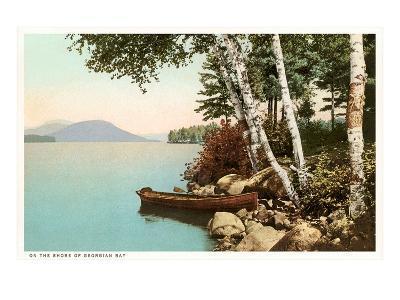 On the Shore of Georgian Bay, Canada--Art Print