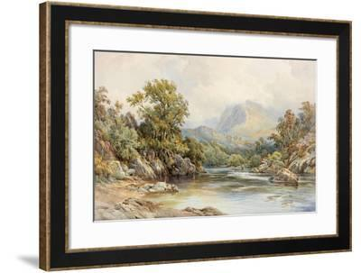 On the Tay-Thomas Miles Richardson II-Framed Giclee Print